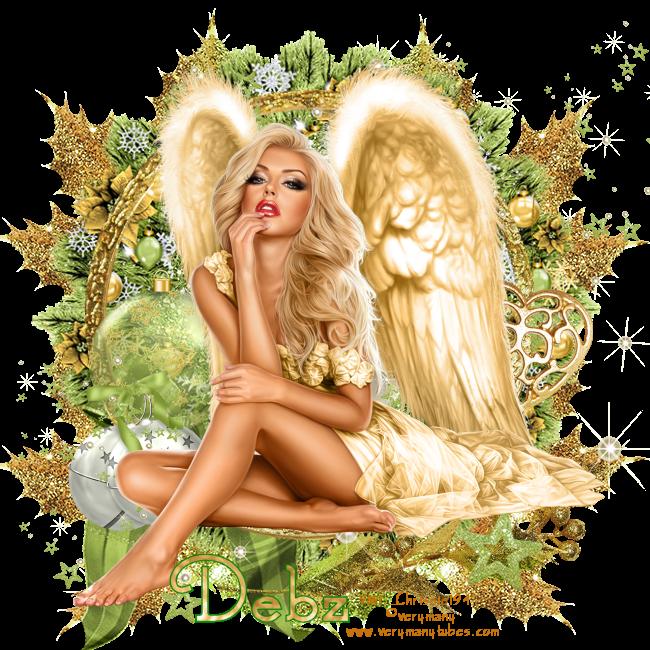 ANGEL/FAIRY TAGS SHOW OFF DebzMNBV-vi