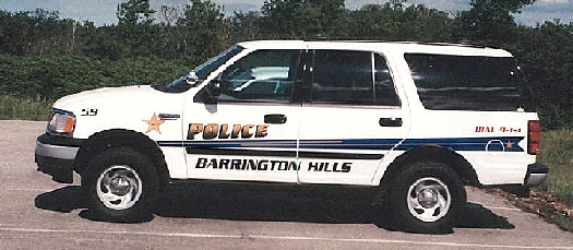 IL - Barrington Hills  Police