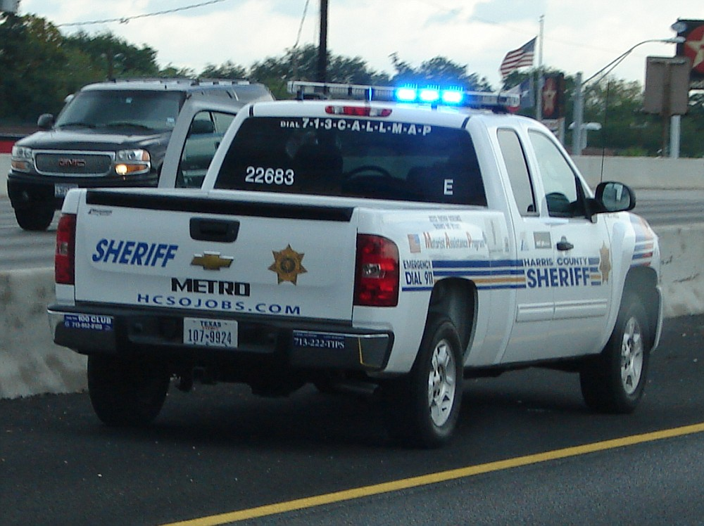 Harris County, Texas Sheriff's Department