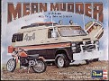 Revell  H-1393 Mean Mudder Chevy Off-Road Van