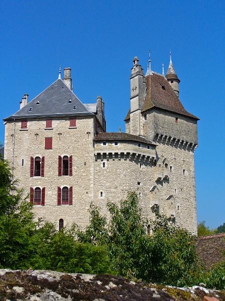 Chateau de Menthon Saint-Bernard