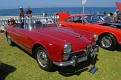 1959 Alfa Romeo 2000 Touring Spider owned by Steve and Marybeth O'Brien