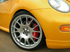 Wheel tire detail 1