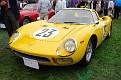 1964 Ferrari 250 LM Scaglietti Berlinetta front exterior view