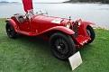 1931 Alfa Romeo 8C 2300 MM Zagato Spider front exterior view