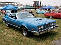 mufp 0710 04 z+carlisle all ford nationals+1973 mercury montego GT