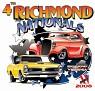 Strax efter 10 så checkade vi ut från motellet och åkte iväg till Richmond International Raceway igen, vi var ju där i förrgår också för att kika på  NSRA Richmond Nationals.