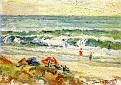 Beach at Del Mar [1931]