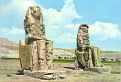 Egypt - The Memnon Colossus Rock Carving