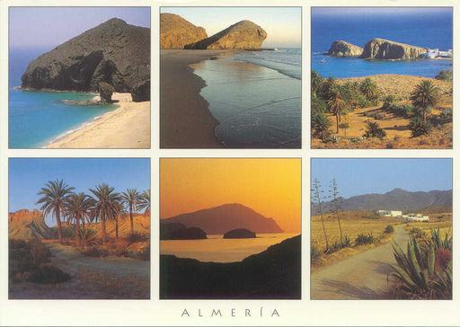 Spain - Cabo de Gata Desert