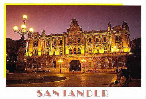 PALACIO DEL AYUNTAMIENTO DE SANTANDER