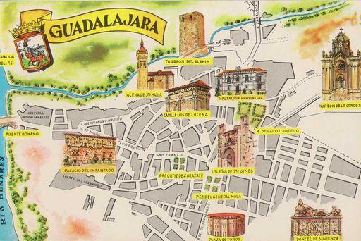 00- Map of Guadalajara