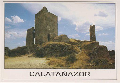 CALATAÑAZOR CASTLE