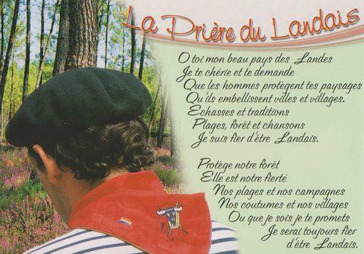 France - La Prière du Landais NT
