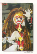 Indonesia - Rangda - Devil Spirit NT