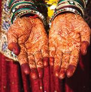 Morocco - Henna NT