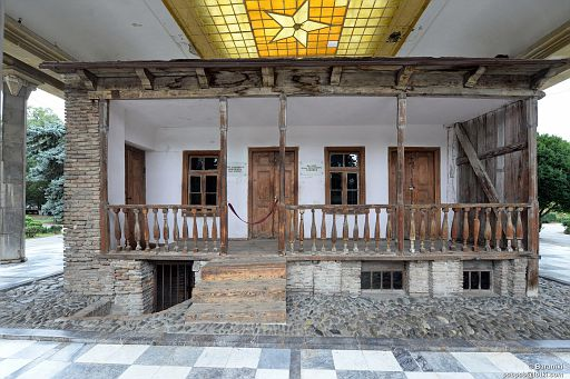 Dom rodziny Dżugaszwili w Gori