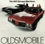 1970 Oldsmobile, Brochure. 01