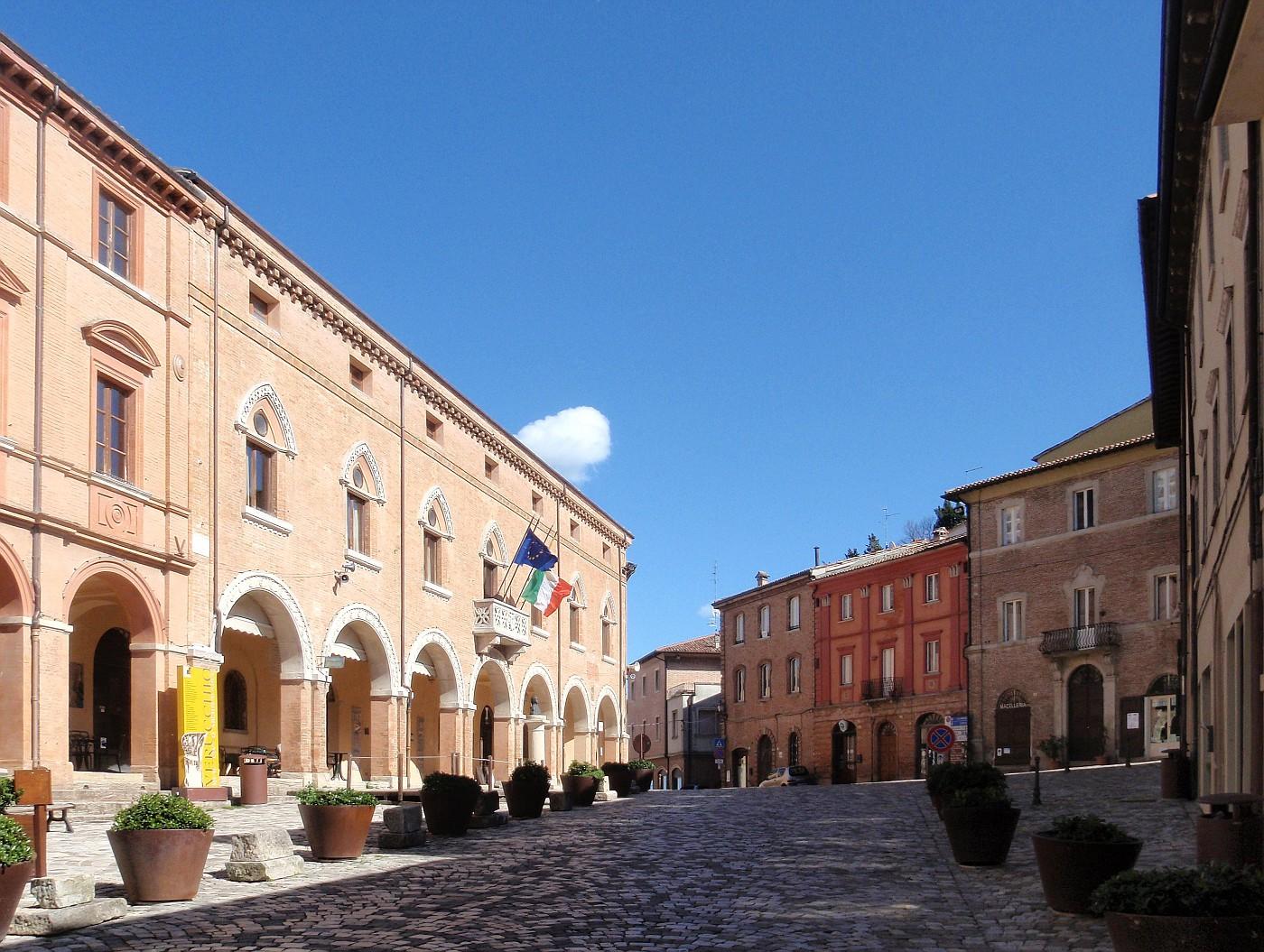 Palazzo Comunale di Verucchio