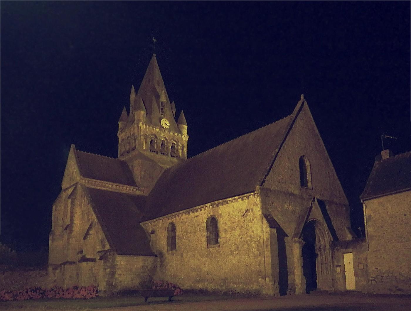 L'église Saint Rieul de Rully