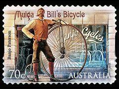 Mulga Bill's bicycle