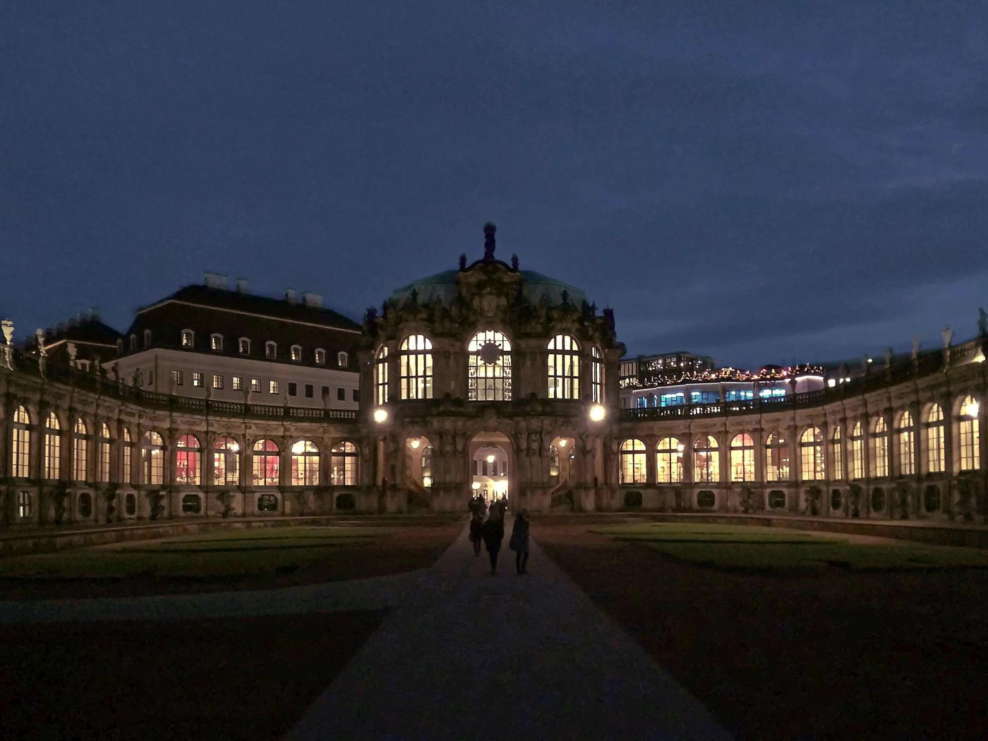 Zwinger Bogengalerie