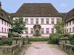 Mittelbau Schloss Bisperode