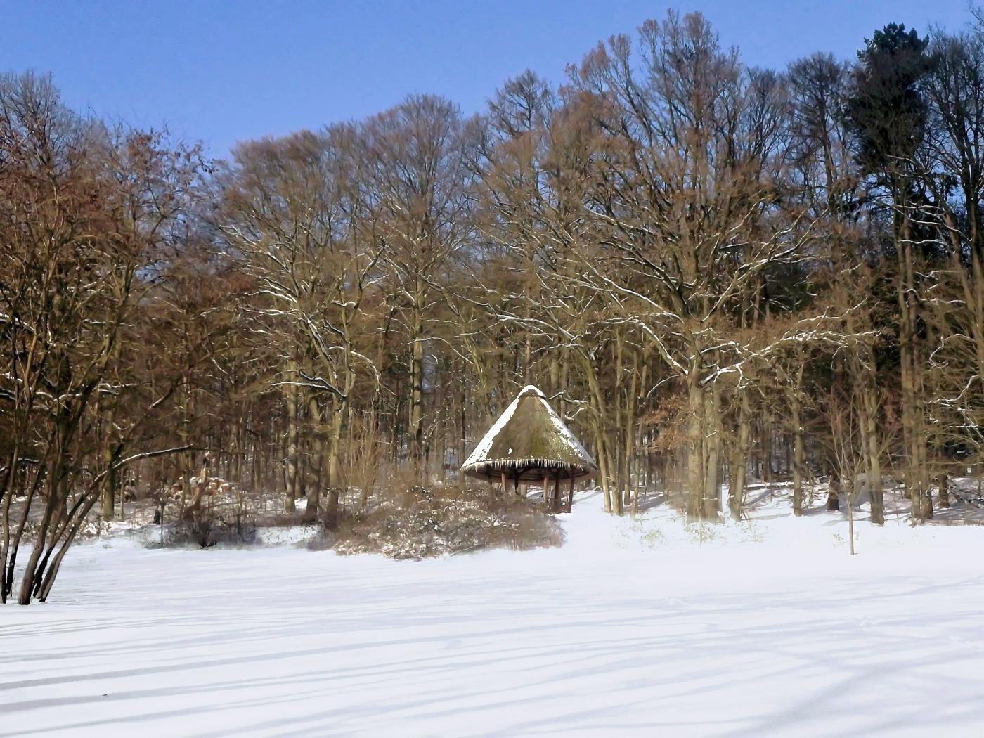 Bomberg Schutzpavillon