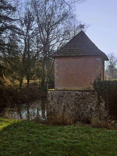 Ecklaube Haus Merlsheim