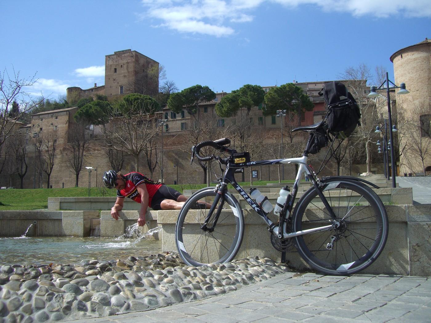 Manfred a Santarcangelo