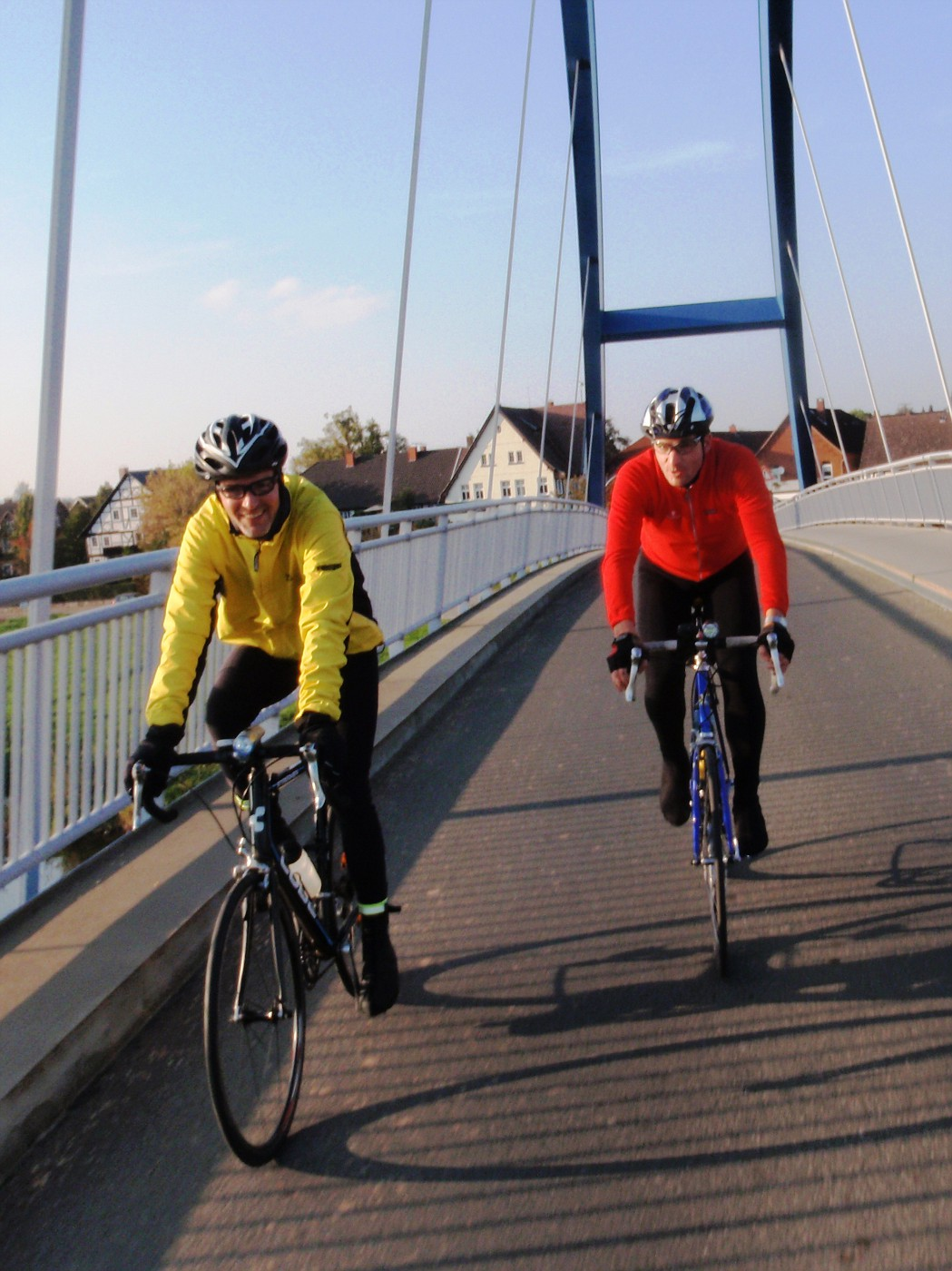 Weserbrücke in Hehlen