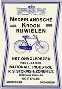 Nederlandsche Kroon Rijwielen 1917