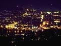 Blick vom Klüt-Gipfel auf Hameln