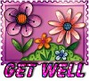 1Get Well-flwrs10