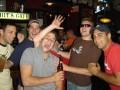 Drunk at the bar