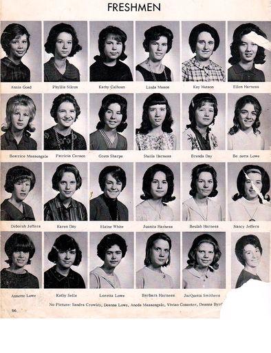 Freshmen 1968-4