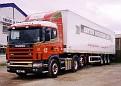 V8 HCT   Scania 124L420 6x2 unit
