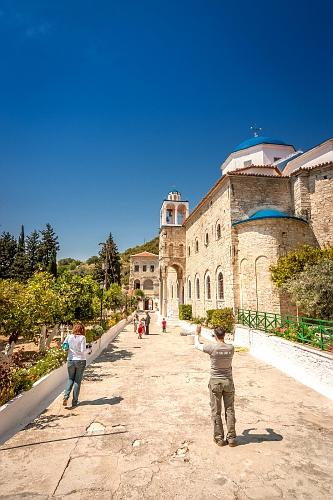 Timios Stauros Monastery