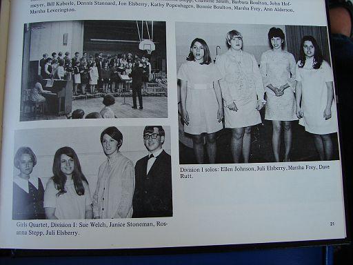 FayetteIaHighSchool1969Annual034