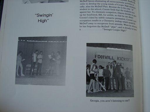 FayetteIaHighSchool1969Annual040
