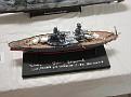 Revell USS Arizona by Jim Dershian