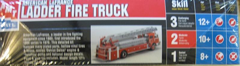 American LaFrance Ladder Fire Truck