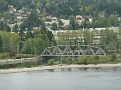 From the viewpoint we get a better view of North Vancouver.  This is a railroad bridge.  ssP1160946e