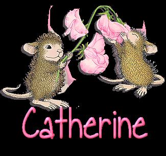Catherine hm justanote