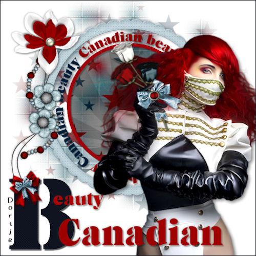 Canadian Beauty les van Suusje