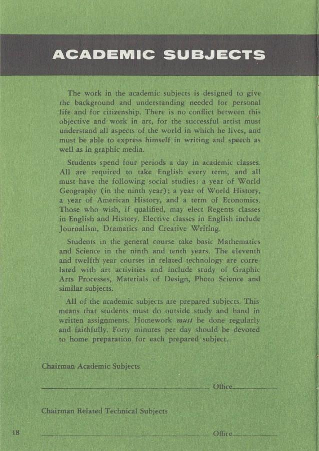 Student Handbook Page 18