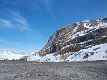 North face of Big Bend Peak
