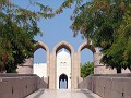 Women's Entrance - Sultan Qaboos Grand Mosque
