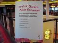 Orchid Garden Asian Restaurant - Norwegian Gem