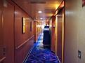Deck 9 Hallway - Norwegian Gem